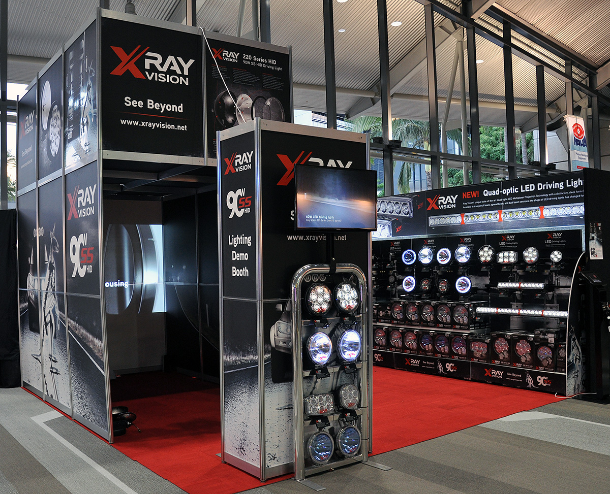 Xray Vision at the 2016 Melbourne Truck Show