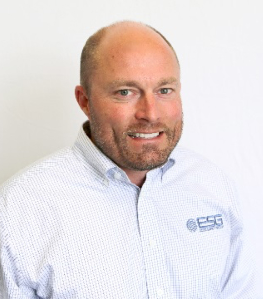 Doug Phillips is ESG's new Chief Executive Officer