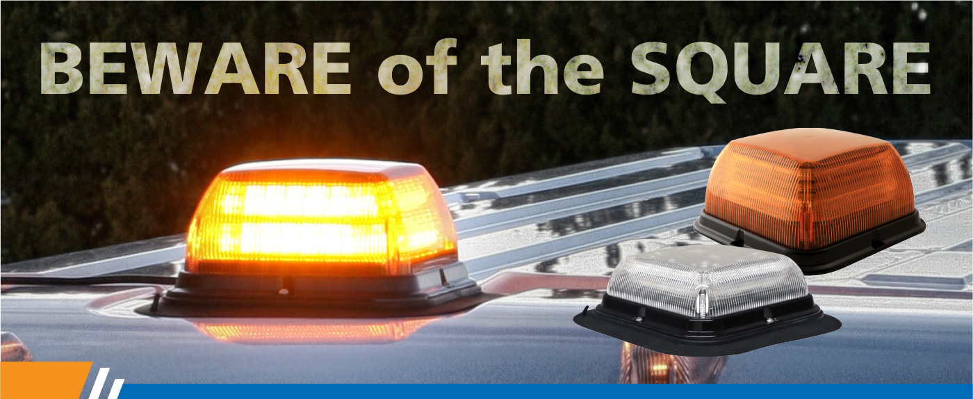 BEWARE of the SQUARE: New ECCO LED Beacons