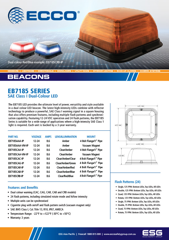 ecco-eb7185-series-led-beacons