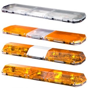 Code 3 LED Lightbars