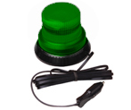 Magnetic base, dual voltage, GREEN