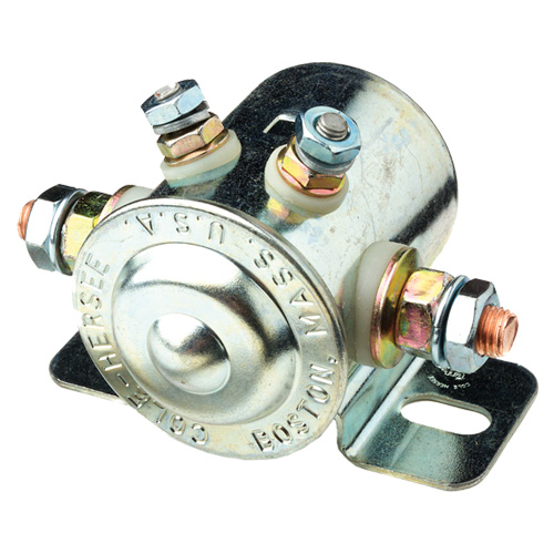 SPST 36V 85A Continuous Duty Solenoid