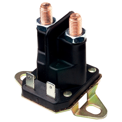 SPST 12V 100A Continuous Nylon Solenoid