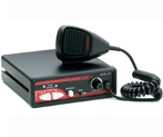 Siren with PA Amplifier Radio 100W 24V
