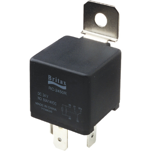 SPST 4 Pin 40A Automotive Sealed Relay