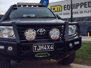 Xray Vision at the Melbourne 4X4 Show