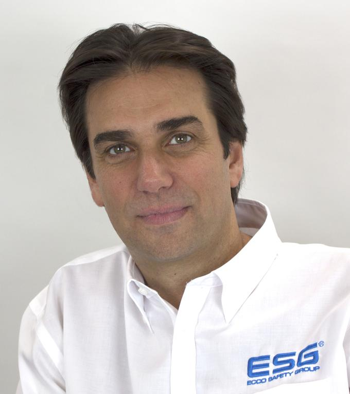 ESG EMEA has appointed a new Managing Director