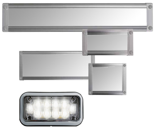 NEW Interior and Exterior Lighting Solutions from Code 3